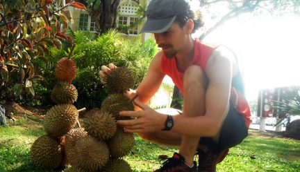Seven Ways to Open a Durian Without a Knife