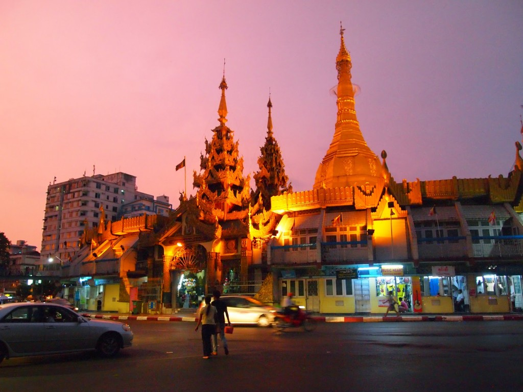 durian season in yangon myanmar photo essay so we were delighted to that yangon was a colorful pretty city a eye catching architecture happening street scene and durian on just about every