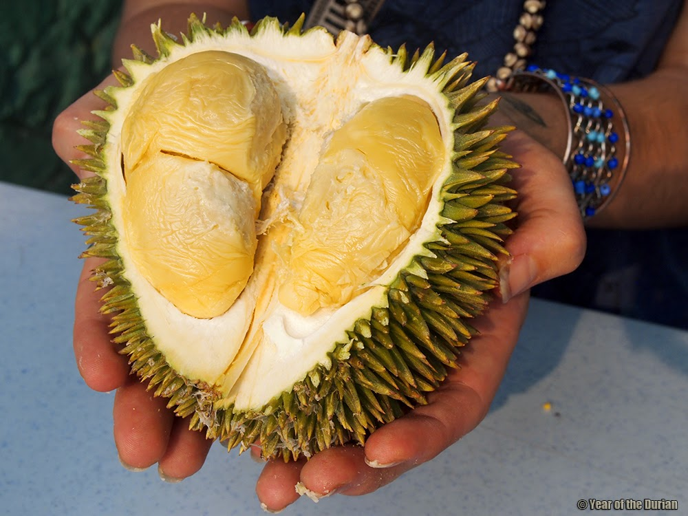 3 places to find durian in kuala lumpur all year. Black Bedroom Furniture Sets. Home Design Ideas