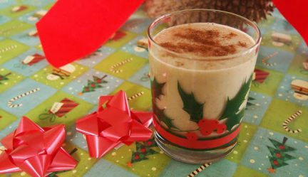 Merry Christmas Durian Nog! | Recipe (raw, vegan, naughty and nice)