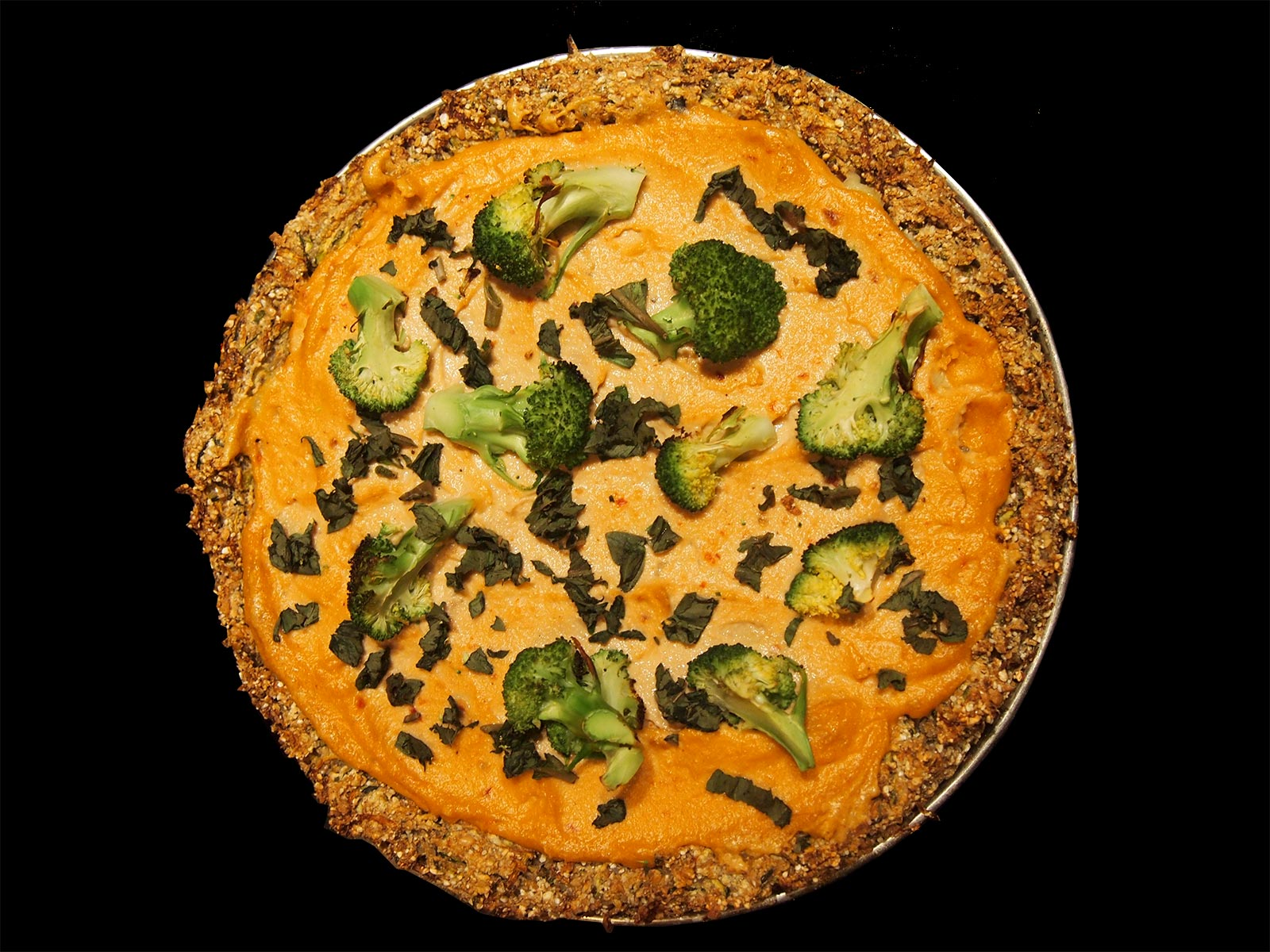 Durian Pizza A Healthy Vegan Experimental Recipe San