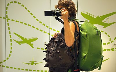 What's in My Bag? SE Asia backpacking travel list after 6 Years