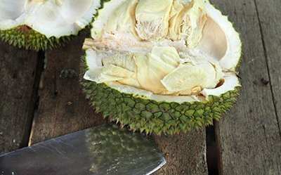 Where to go running to a Sibu Durian Orchard